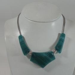 1. Turquoise mêché
